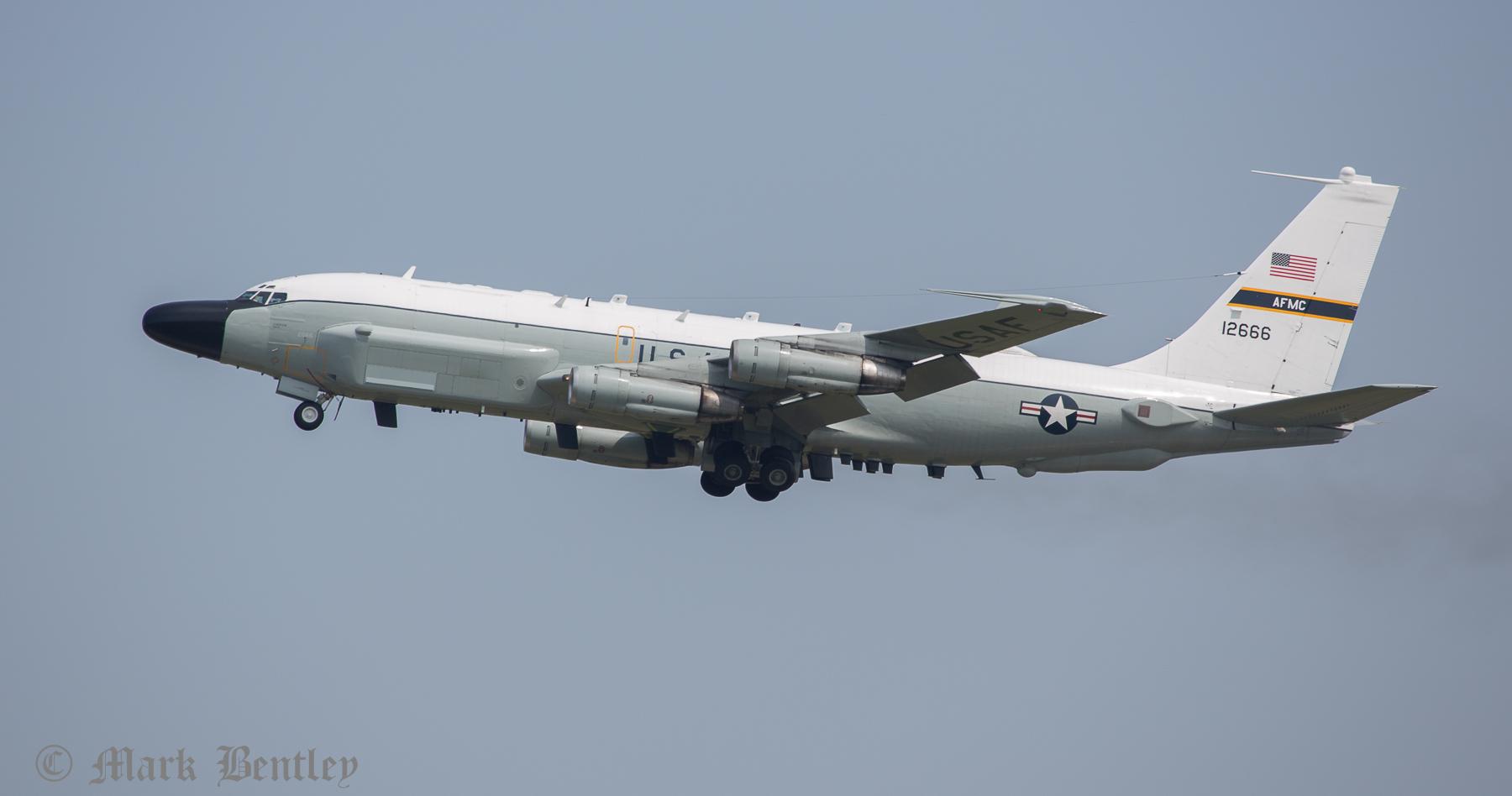 B014 USAF RC135