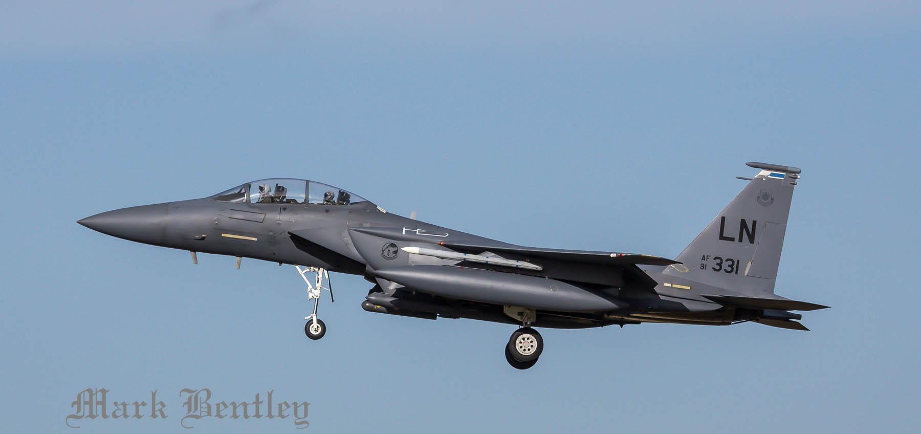 B063 USAF F15E