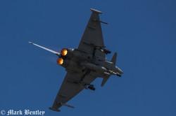 B027 RAF Typhoon