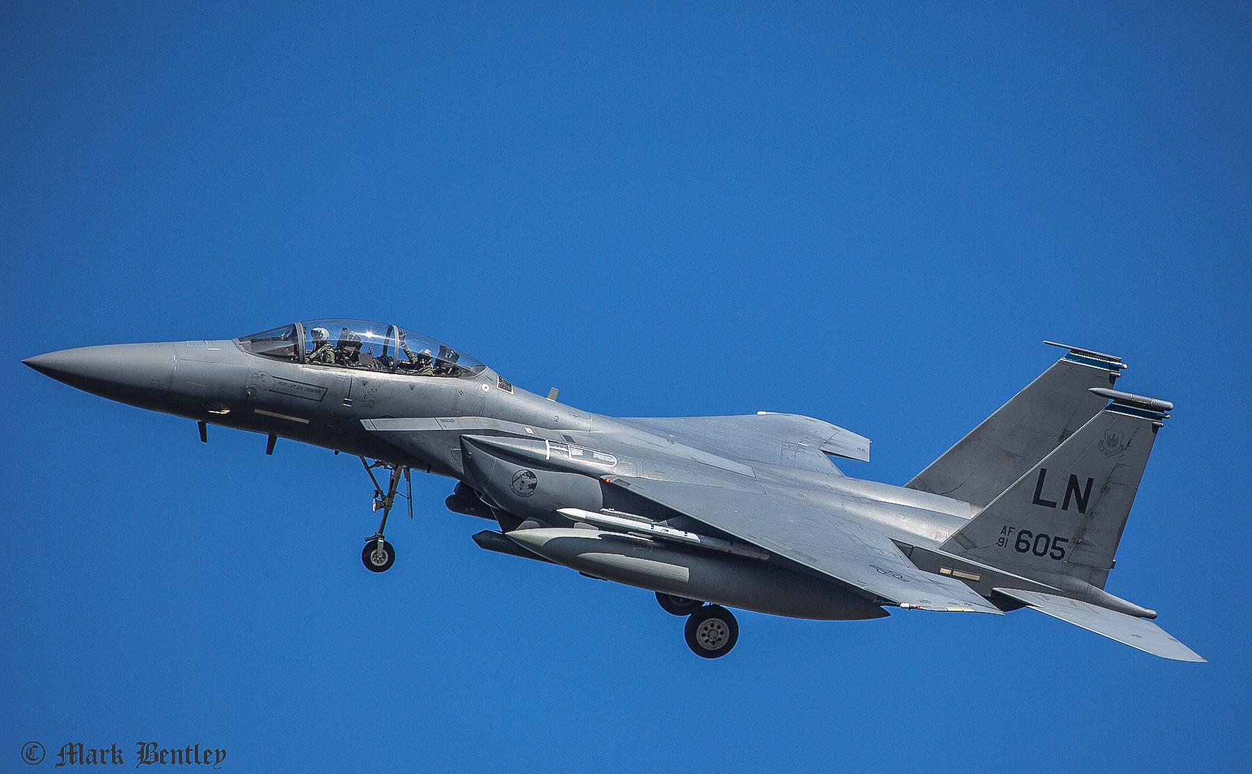 A064 F15 Eagle
