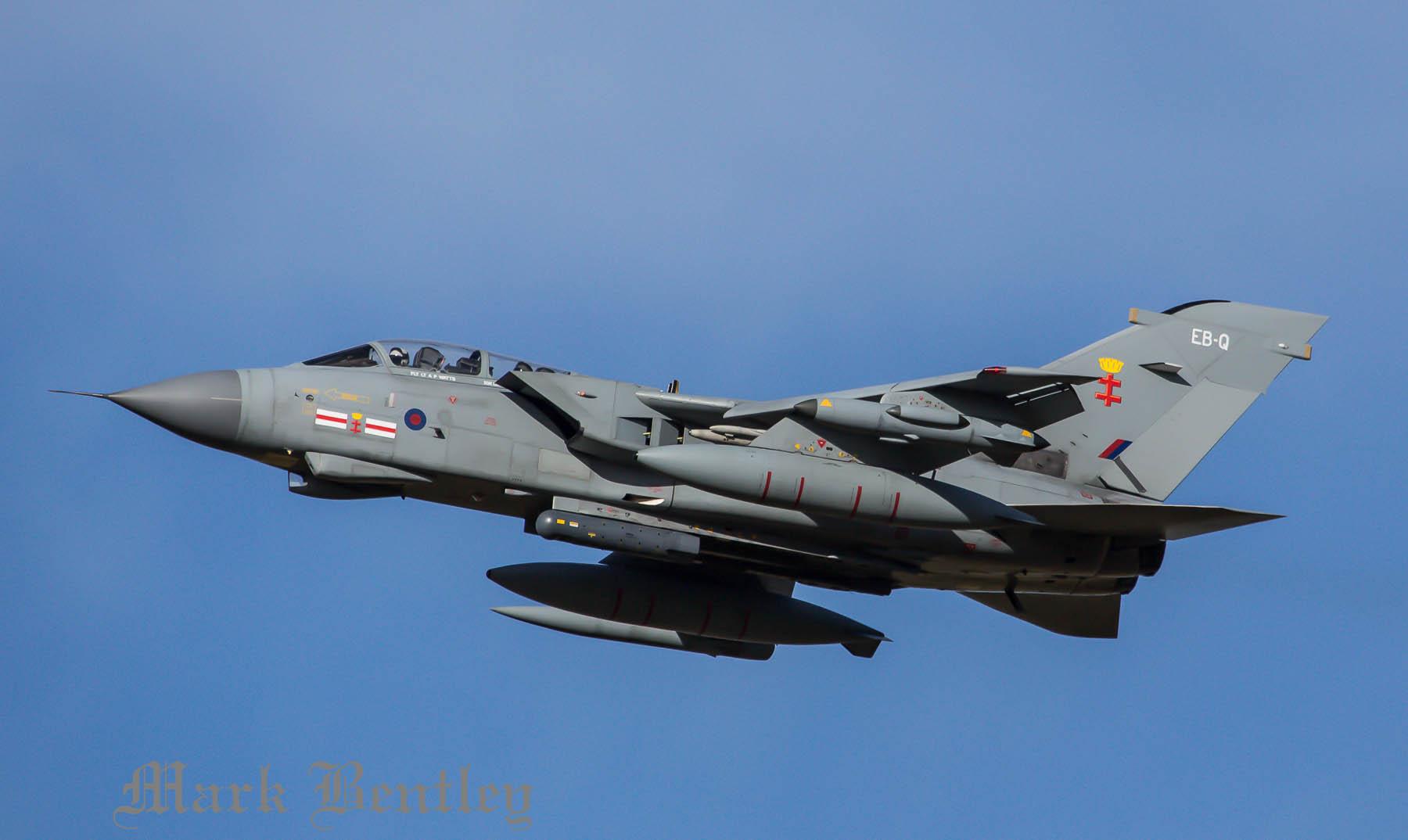 B052 RAF Tornado