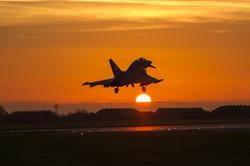 A090 RAF Typhoon
