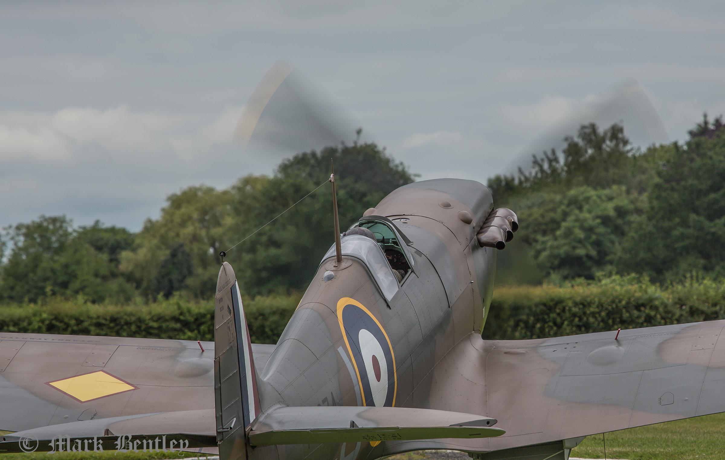 C022 Supermarine Spitfire