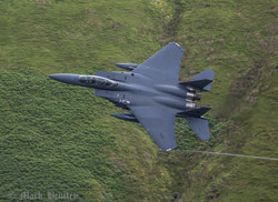 017 USAF F15-E Strike Eagle
