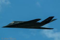 B017 F117 Nighthawk