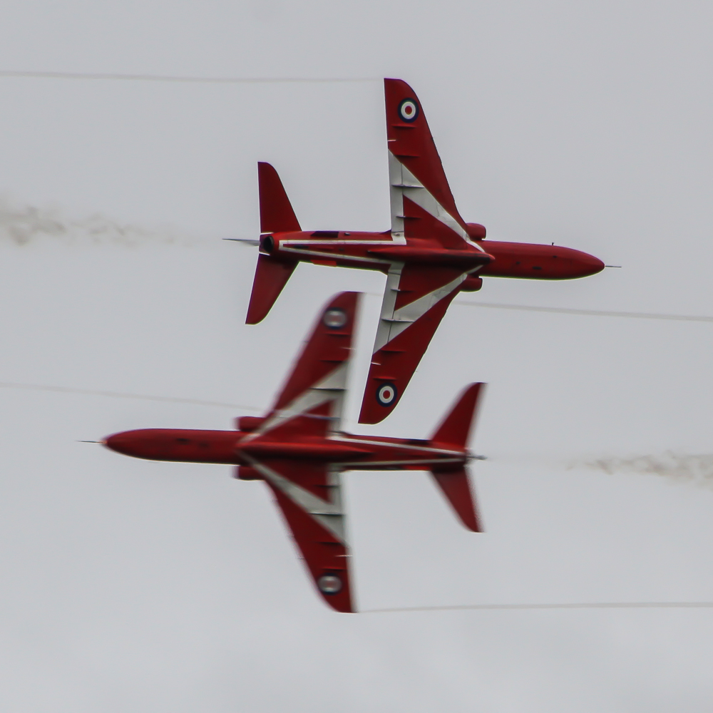 A082 Red Arrows