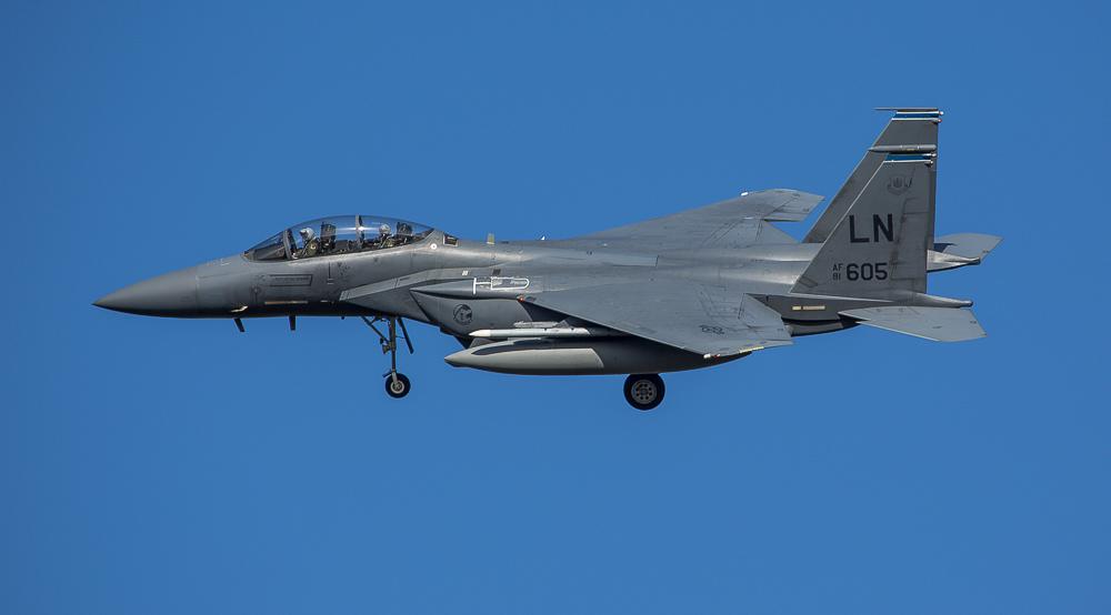 A066 F15 Eagle