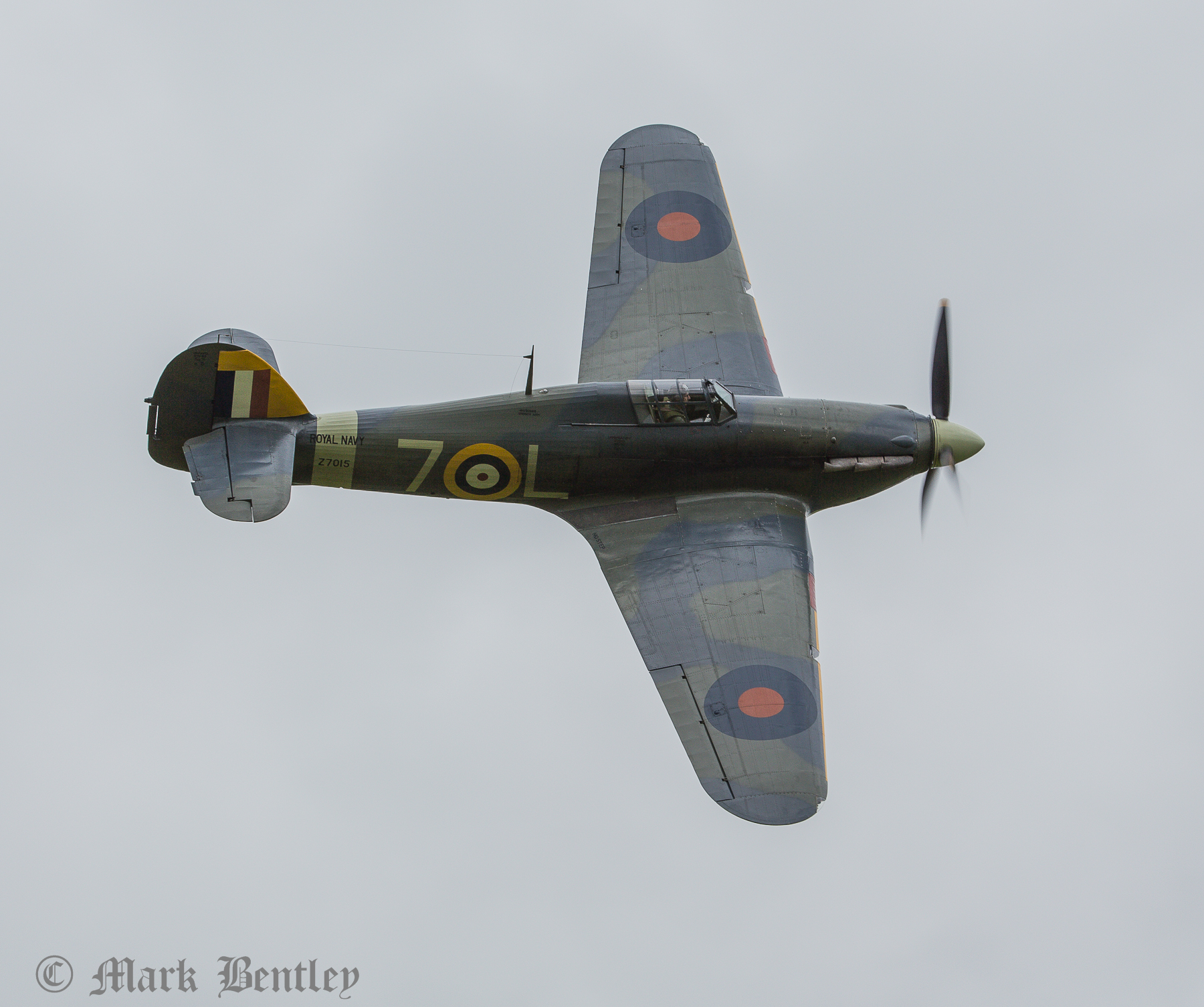 C024 Hawker Hurricane