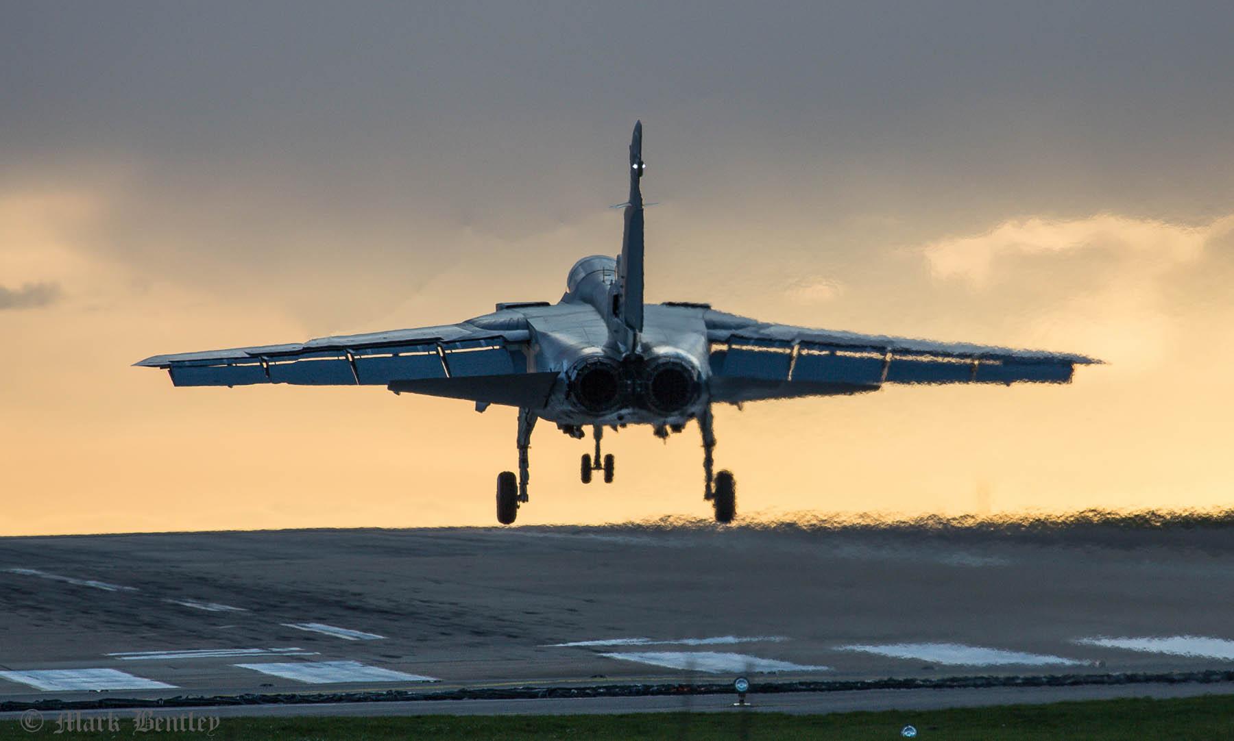A055 RAF Tornado