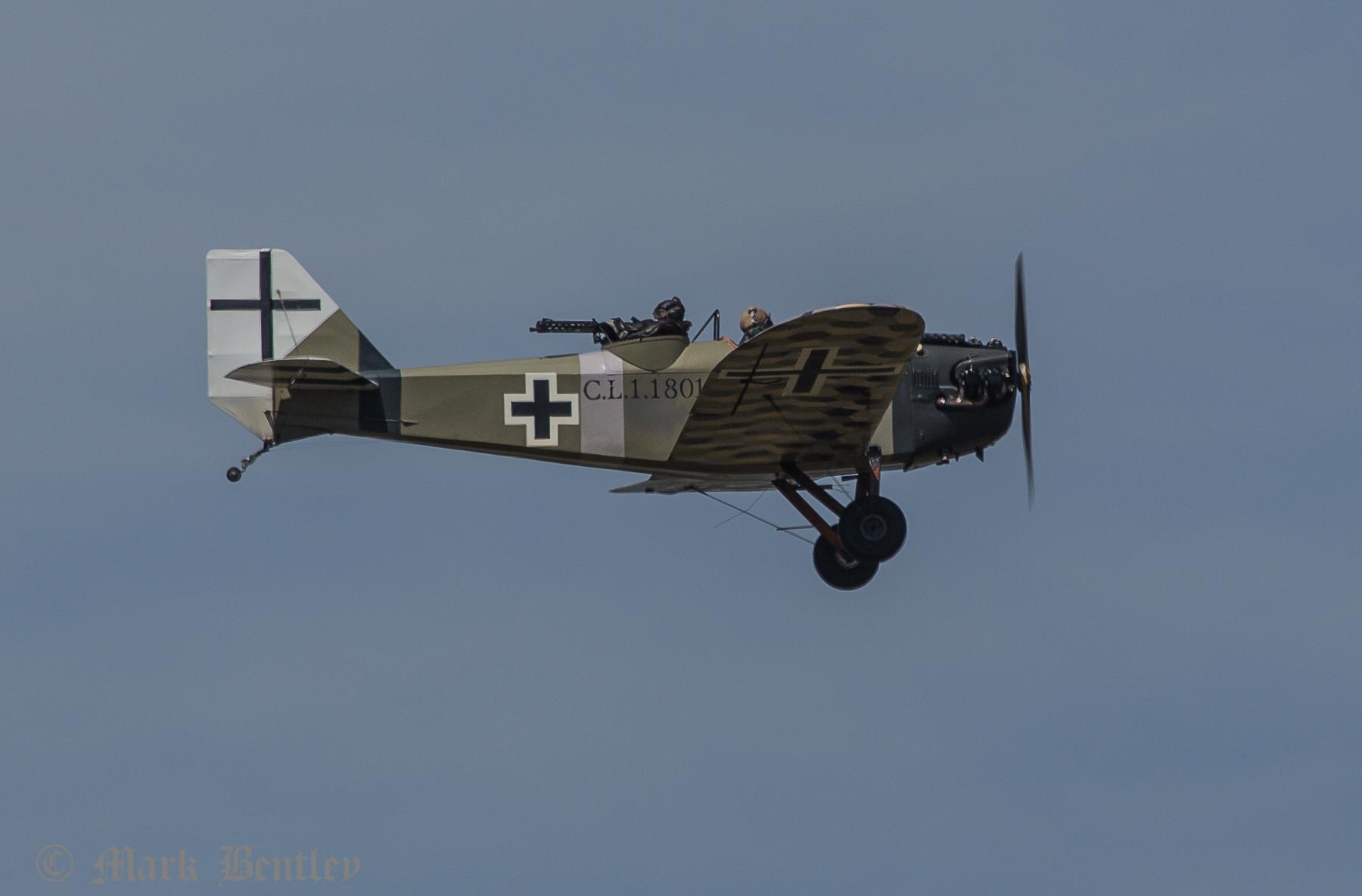 D010 Junkers Cl1