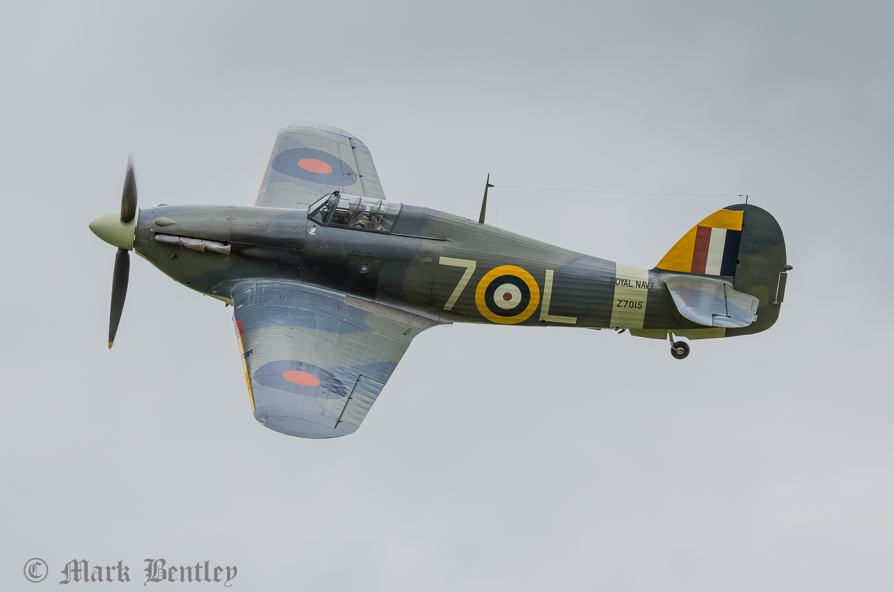 C004 Hawker Hurricane
