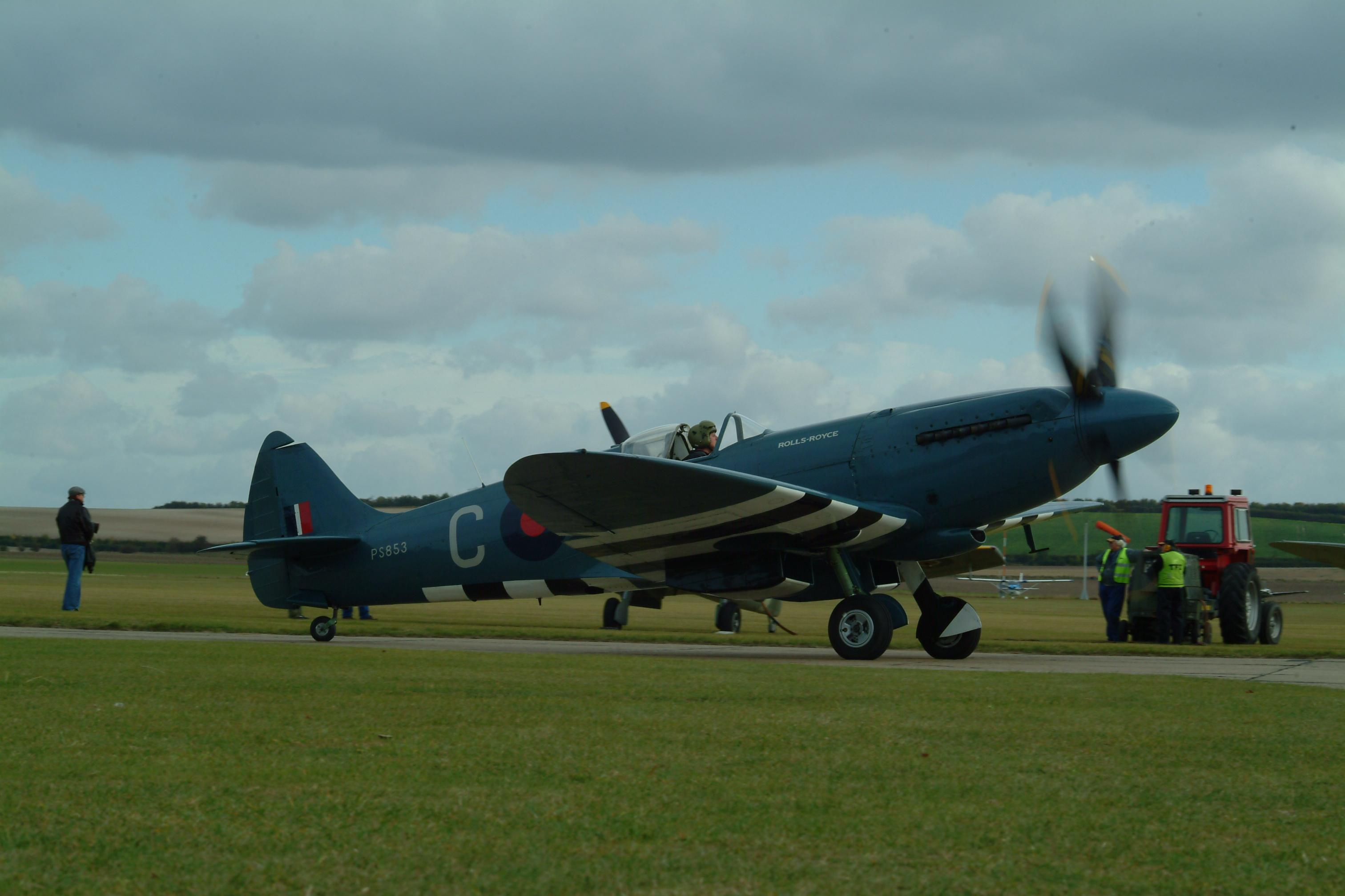 D026 Supermarine Spitfire