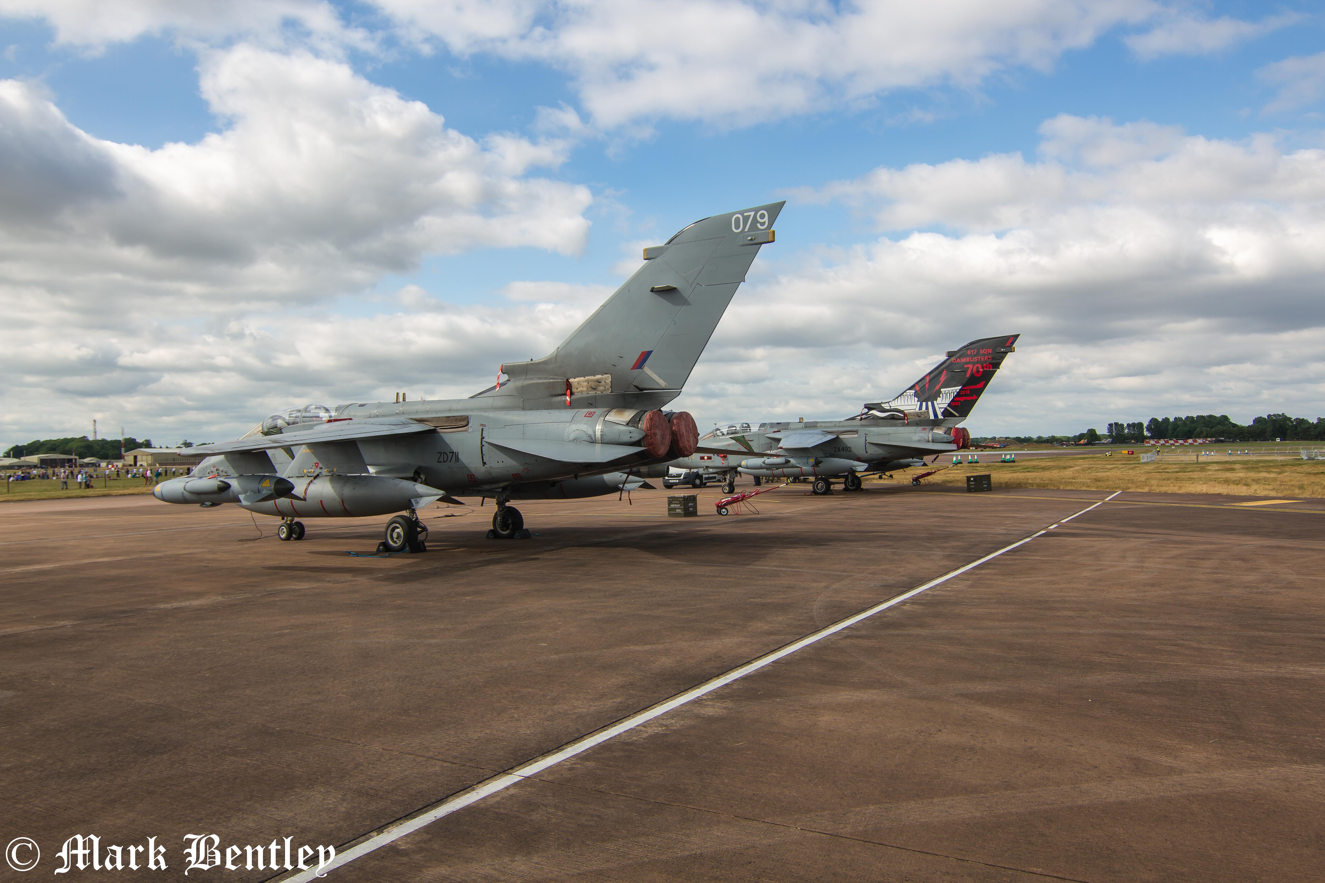 B036 617 Squadron Tornados