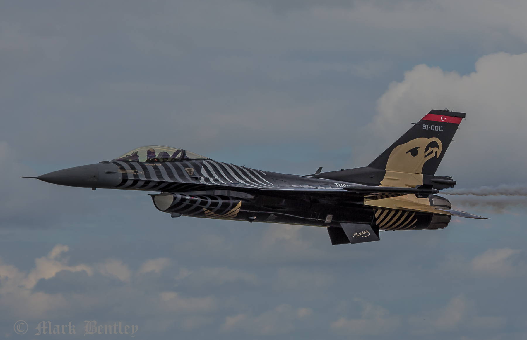A018 Turkish F16