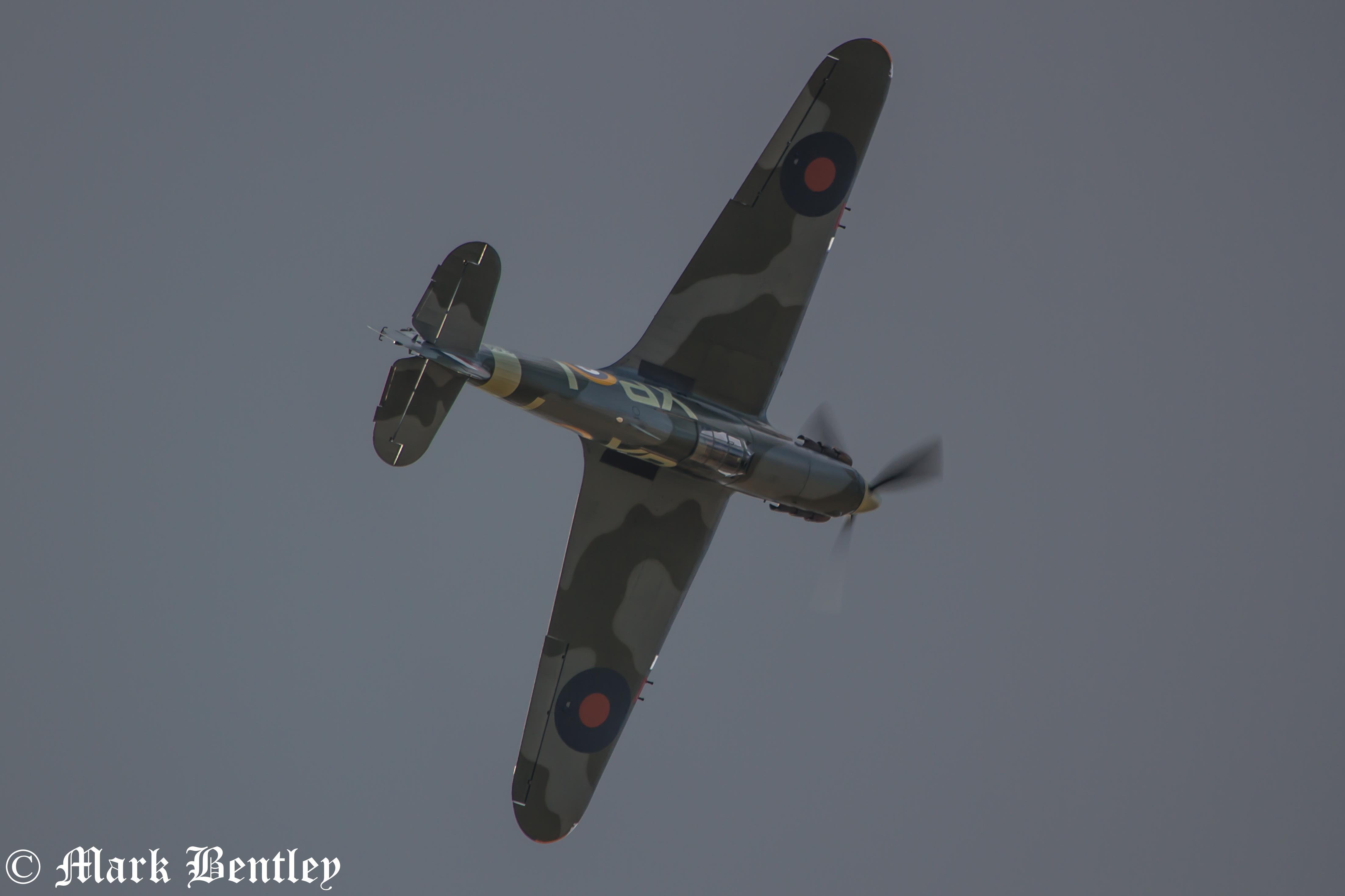 D024 Hawker Hurricane