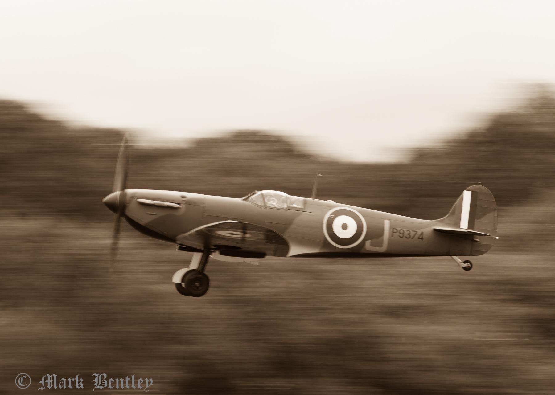 C018 Supermarine Spitfire