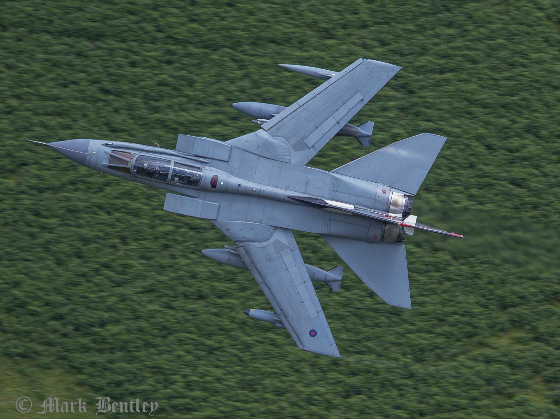 025 RAF Tornado
