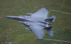 009 USAF F15-E Strike Eagle