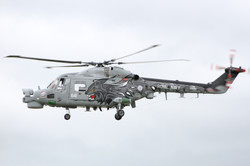 B012 Royal Navy Lynx
