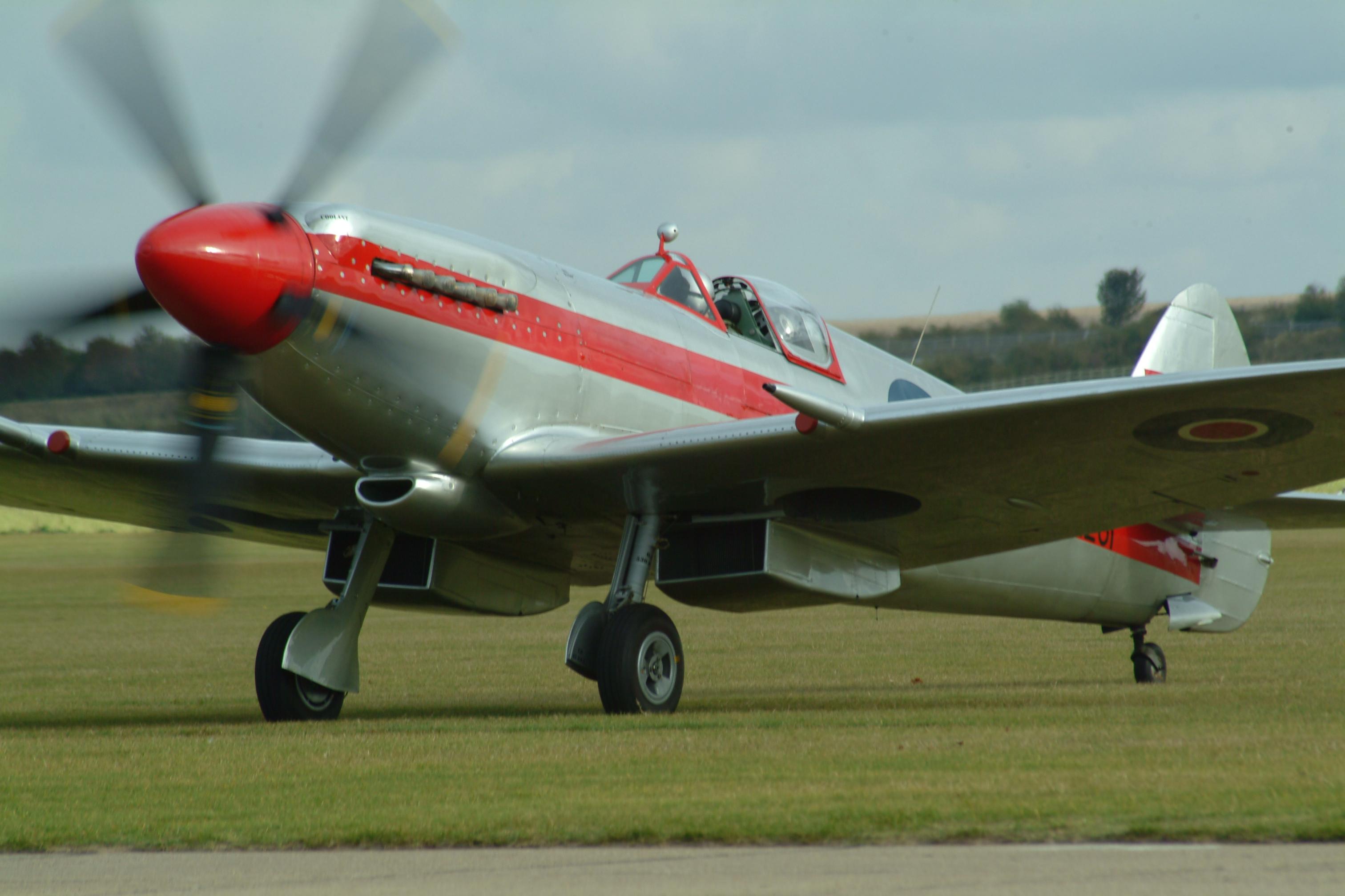 D029 Supermarine Spitfire