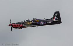 A002 RAF Tucano