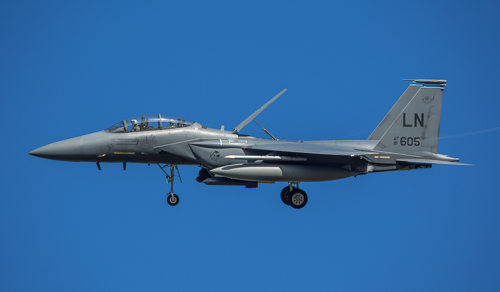 A068 F15 Eagle