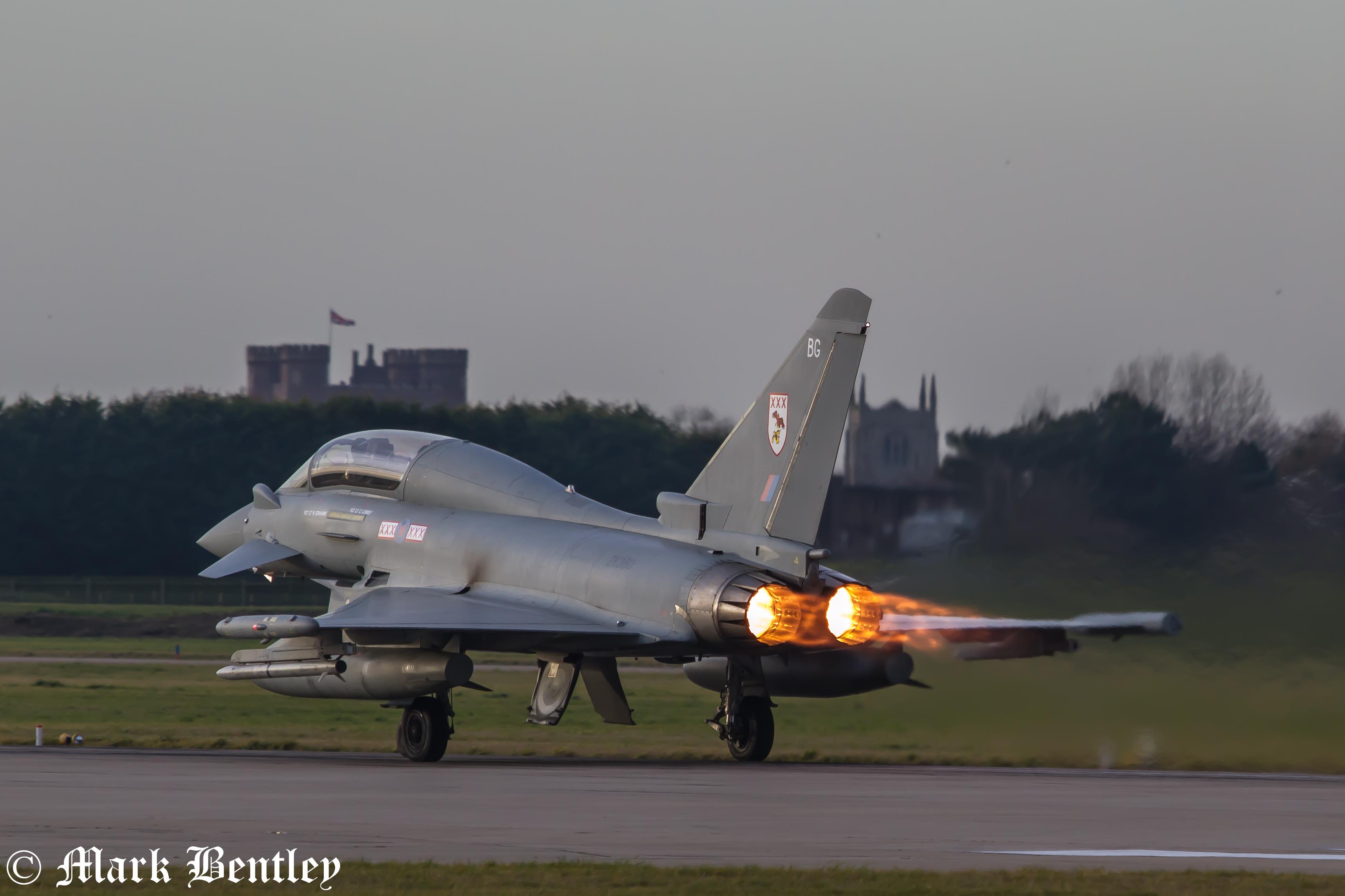 B056 RAF Typhoon