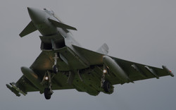 B077 RAF Typhoon