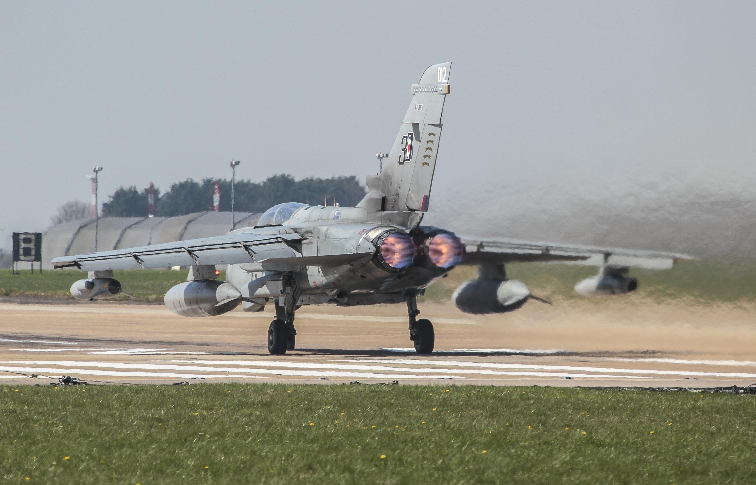 B059 RAF Tornado