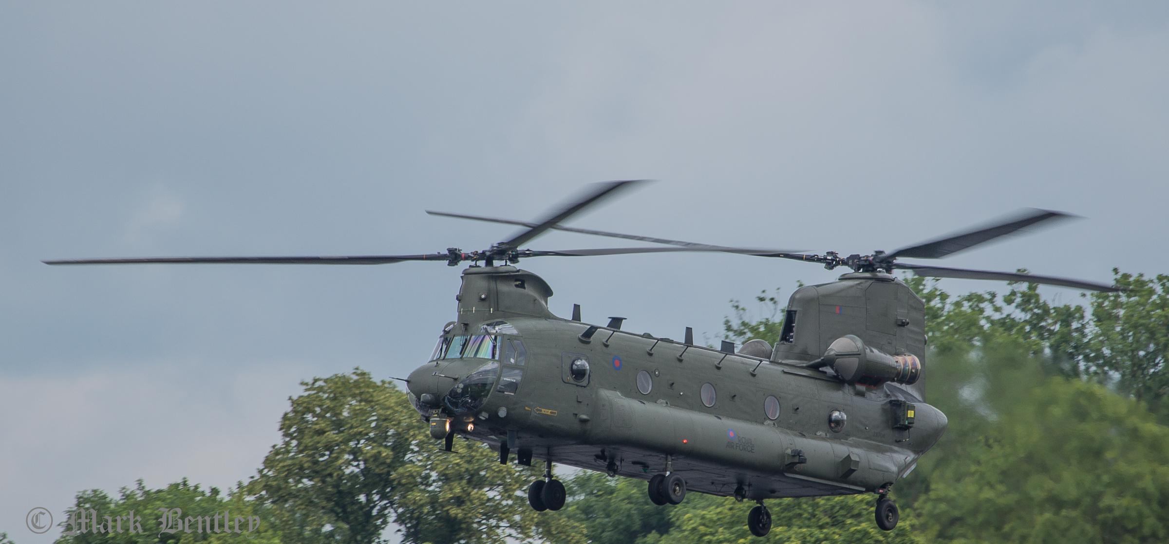 A045 RAF Chinook