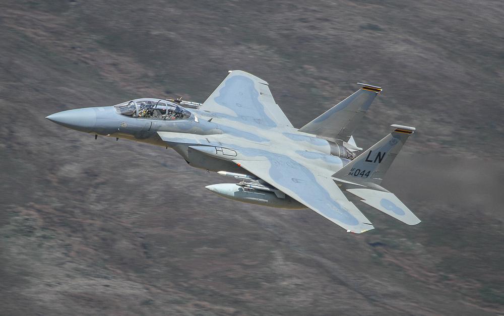 029 F-15D Eagle