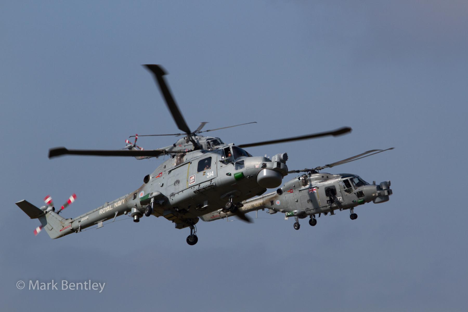 B009 Royal Navy Lynx