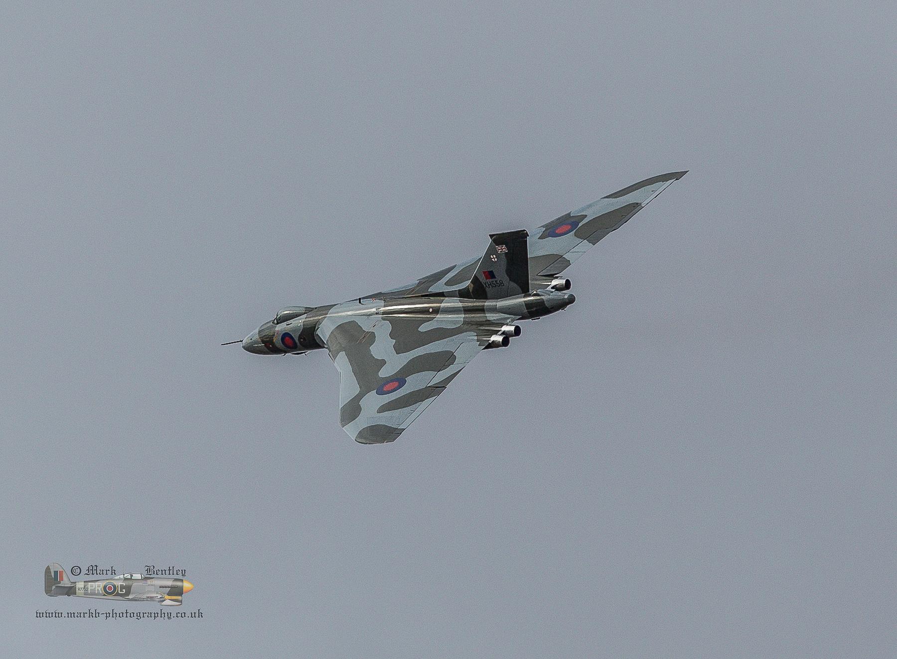 B081 Avro Vulcan