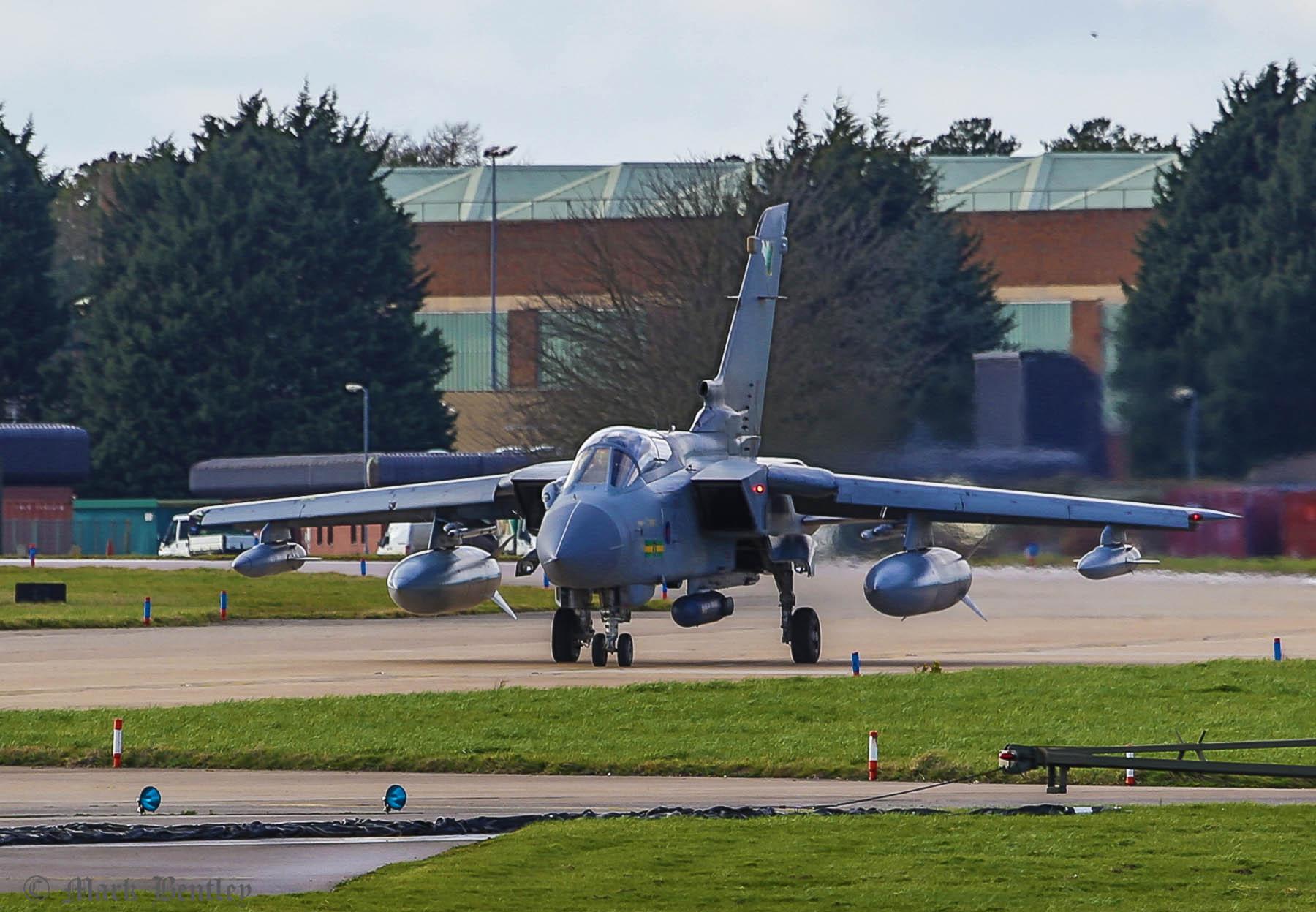A059 RAF Tornado