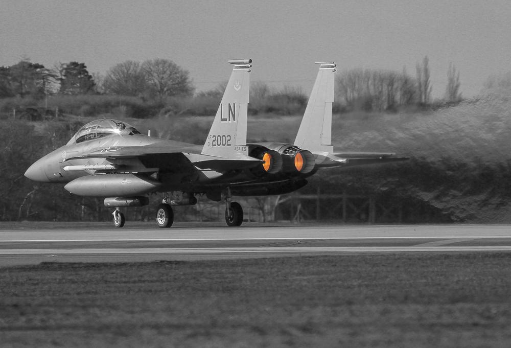 A084 USAF Eagle