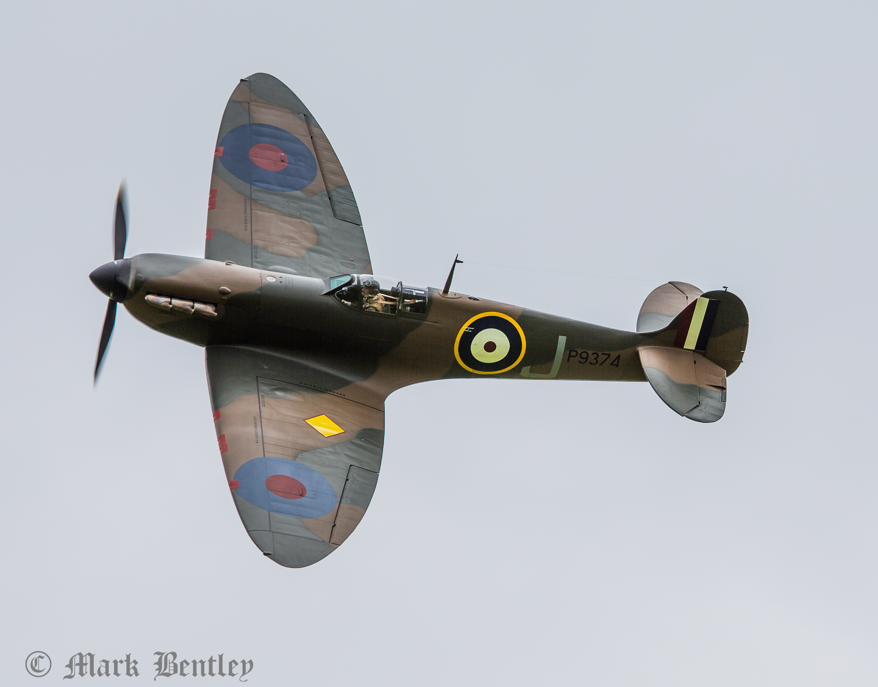 C011 Supermarine Spitfire