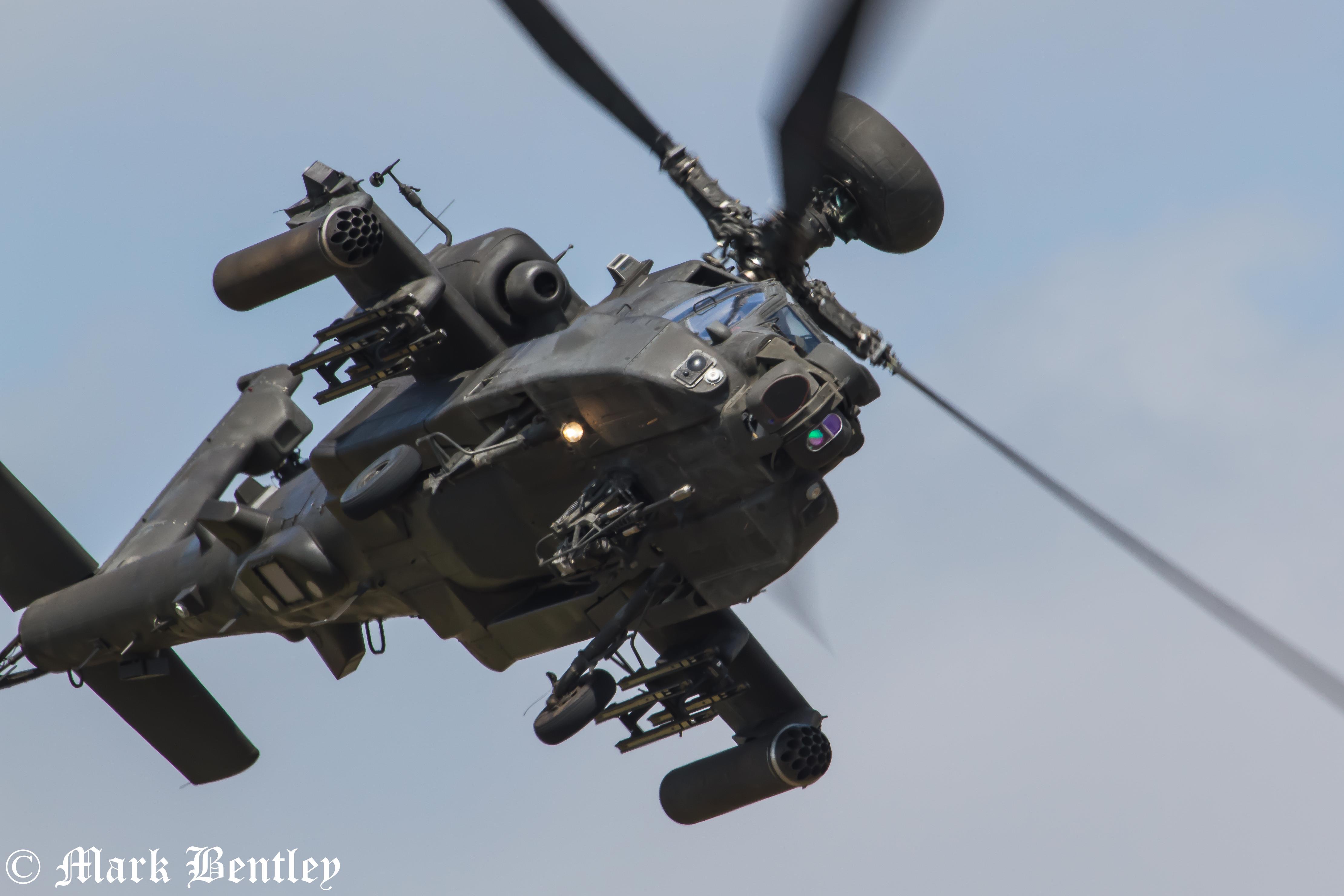 B029 British Army Apache