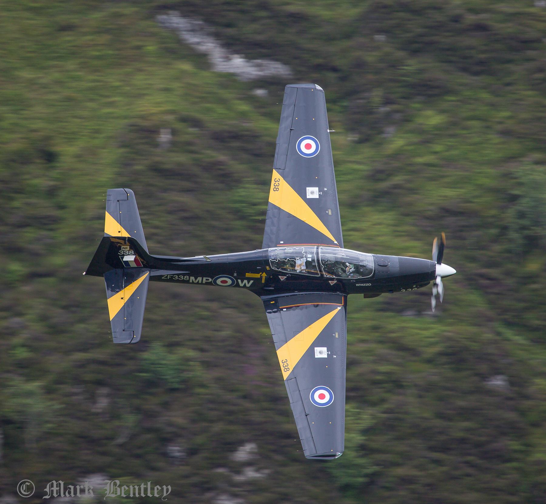 001 RAF Tucano