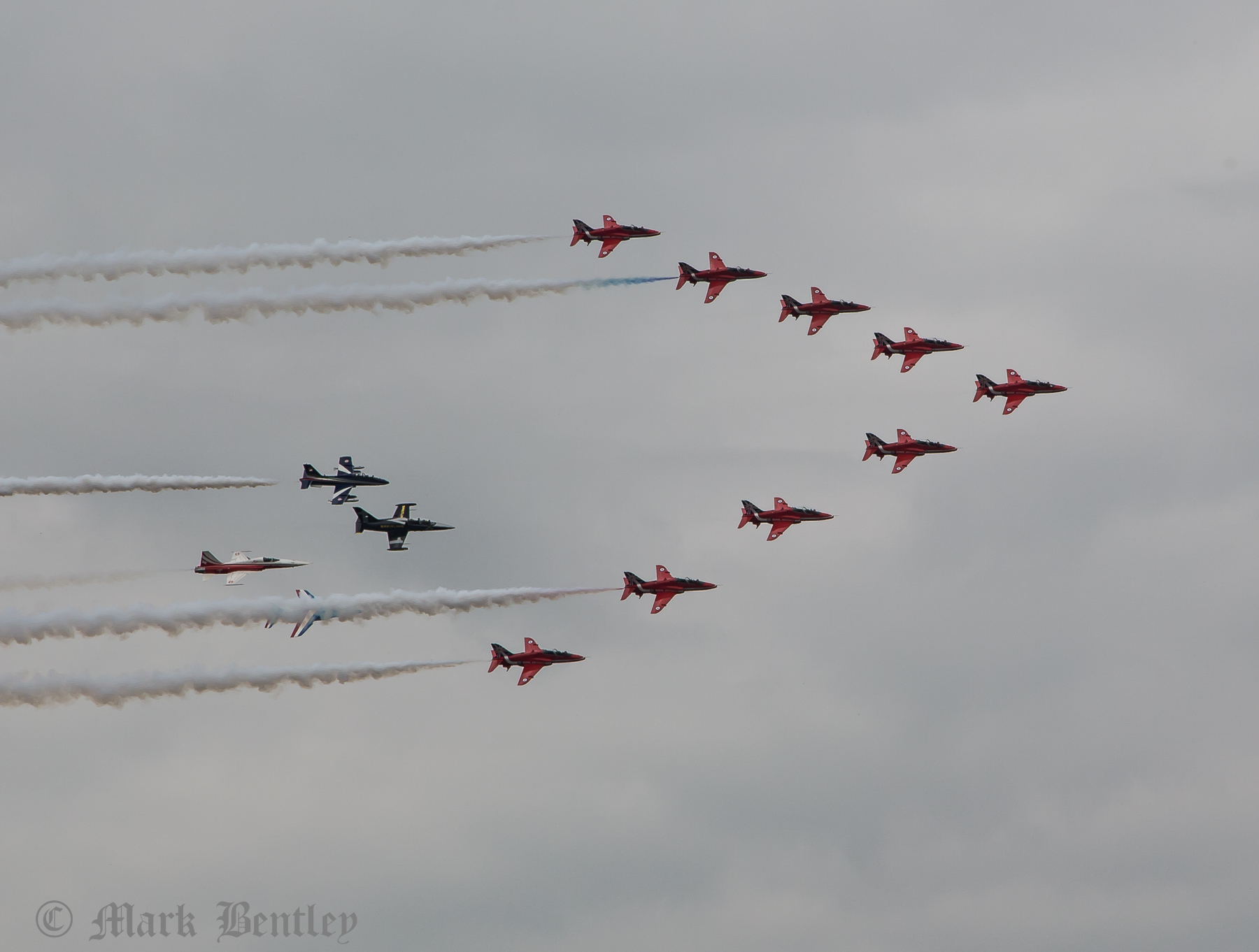 A019 Red Arrows