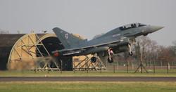 B061 RAF Typhoon