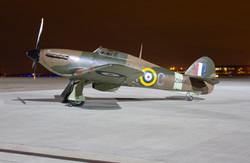 D021 Hawker Hurricane