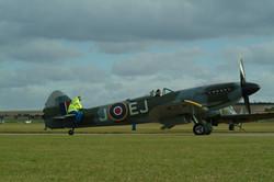 D027 Supermarine Spitfire