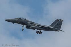B076 F15E Eagle USAF