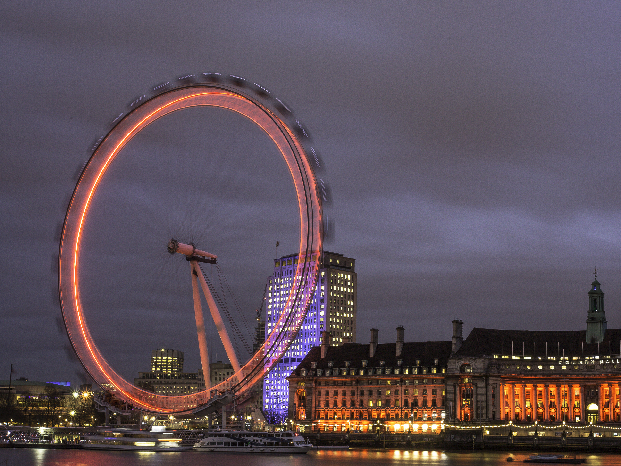 Mark Bentley, London, Red Eye Ride.jpg