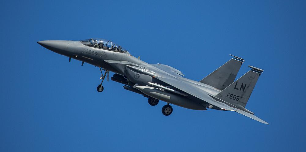 A065 F15 Eagle