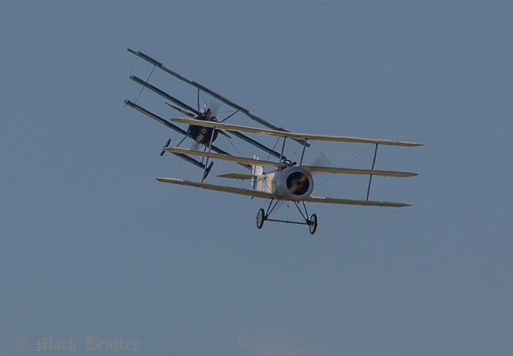 D006 Sopwith Triplane Fokker Dr1