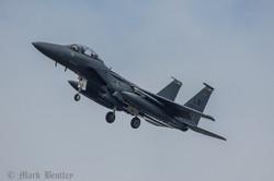B075 F15E Eagle USAF
