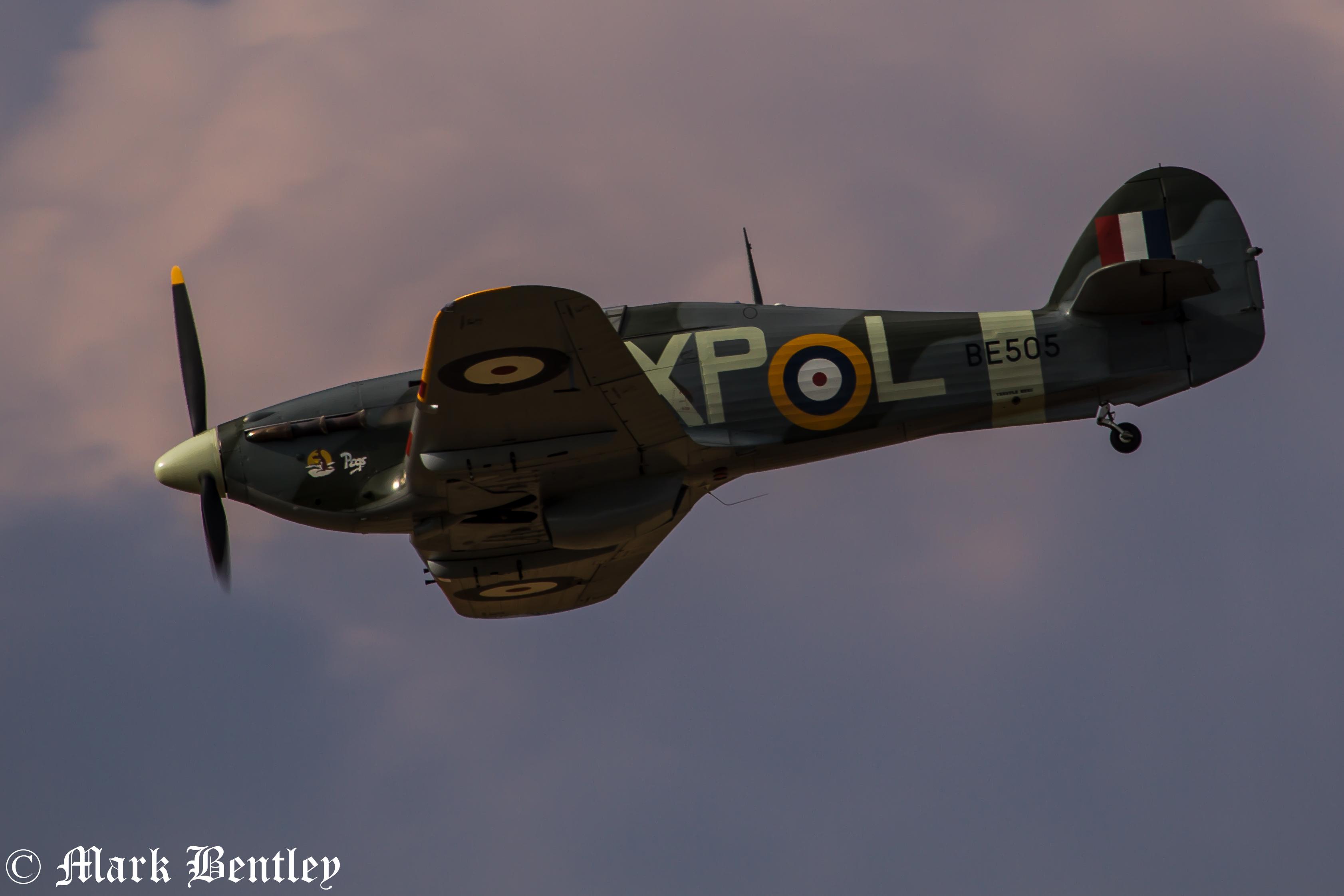 D025 Hawker Hurricane