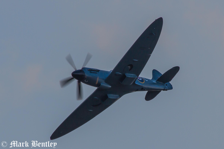 D019 PR Spitfire Little Gransden