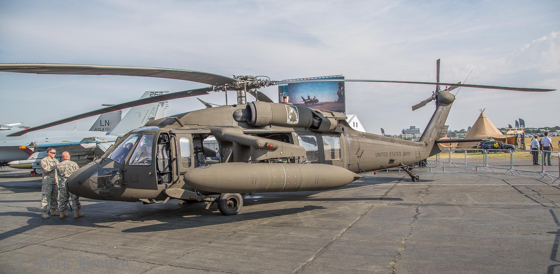 B069 US Army Blackhawk